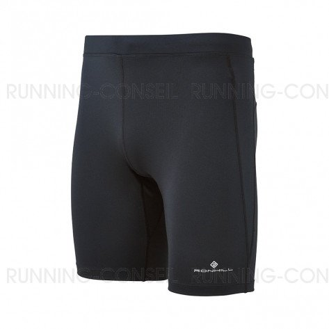 RONHILL Short Everyday Run Homme   All black