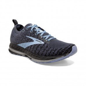 BROOKS BEDLAM 2 Femme | Black/Grey/Kentucky Blue