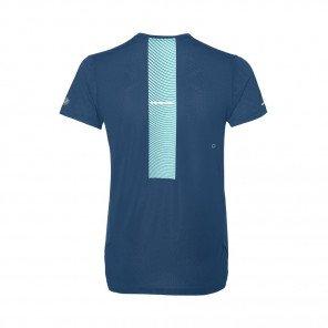 ASICS Tee-Shirt manches courtes GEL-COOL Homme | Bleu Foncé / Bleu Turquoise