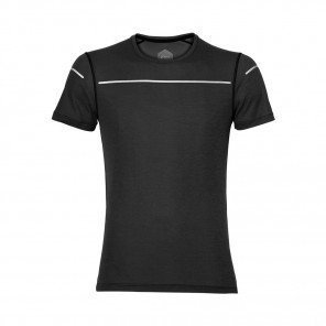 ASICS Tee-Shirt manches courtes LITE-SHOW Homme | Performance Black | Collection Printemps-Été 2018