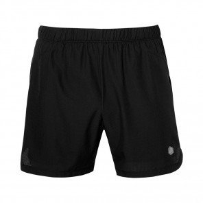 ASICS Short Cool 2 en 1 5IN Homme Noir Face