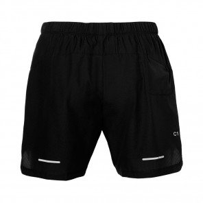 ASICS Short Cool 2 en 1 5IN Homme Noir