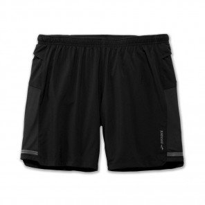"BROOKS SHORT 2-en-1 SHERPA 7"" HOMME 