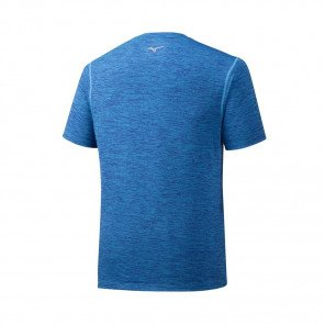 MIZUNO Tee-Shirt manches courtes IMPULSE CORE Homme | Mazarine Blue