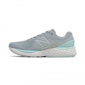 NEW BALANCE Fresh Foam 880v10 Femme - Light Slate with Bali Blue
