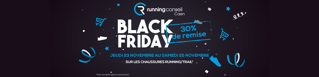Black Friday Running Conseil Caen