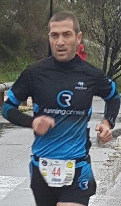Seb, testeur Hoka Clifton Edge - RC Avignon